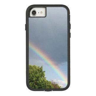 Cas de téléphone d'arc-en-ciel coque Case-Mate tough extreme iPhone 8/7