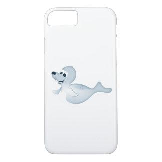 """Cas de téléphone de caractère de joint de """"petit coque iPhone 8/7"""