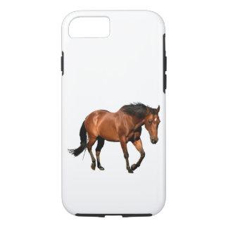 Cas de téléphone de cheval coque iPhone 7