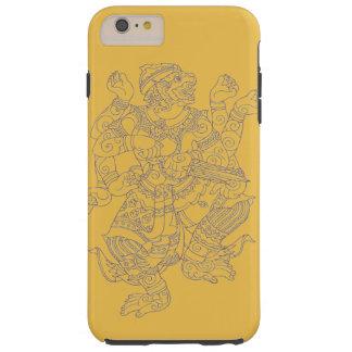 """""""Cas de téléphone de Hanuman """" Coque Tough iPhone 6 Plus"""