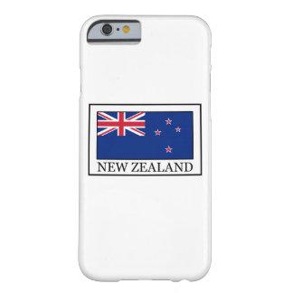 Cas de téléphone de la Nouvelle Zélande Coque Barely There iPhone 6