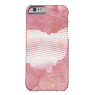 Cas de téléphone de l'Ohio - coeurs Coque Barely There iPhone 6