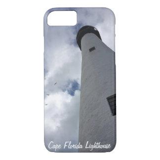 Cas de téléphone de phare de la Floride de cap Coque iPhone 8/7