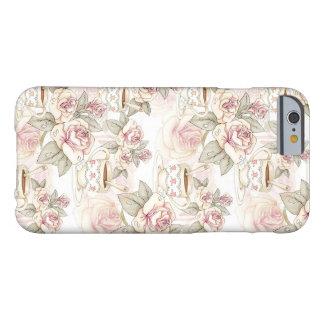 Cas de téléphone de Rose&Tea Coque Barely There iPhone 6