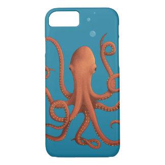 Cas de téléphone de tentacules de poulpe coque iPhone 7