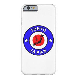 Cas de téléphone de Tokyo Japon Coque iPhone 6 Barely There