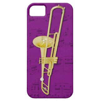 Cas de téléphone de trombone (valve). Couleur de Coque Barely There iPhone 5