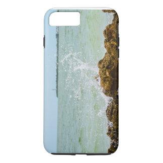 Cas de téléphone de vagues d'île de Sanibel Coque iPhone 8 Plus/7 Plus