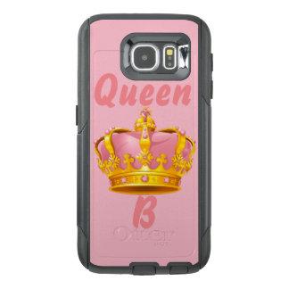 Cas de téléphone portable de la Reine B