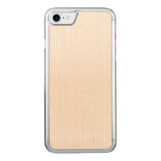 Cas découpé de l'iPhone 7 minces de cerise Coque Carved iPhone 8/7