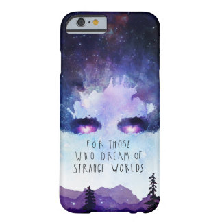 Cas d'imaginaire pour Iphone 6/6s Coque iPhone 6 Barely There