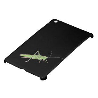 Cas d'iPad dur de coquille de sauterelle mini Étuis iPad Mini