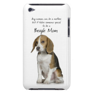 Cas d'iTouch de beagle Coque Barely There iPod