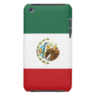 Cas d'iTouch de drapeau du Mexique Coque Case-Mate iPod Touch