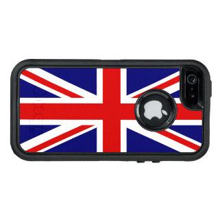Cas d'Otterbox Iphone SE/5/5s de drapeau d'Union Coque OtterBox iPhone 5, 5s Et SE