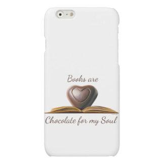 Cas du téléphone portable de l'amoureux des livres