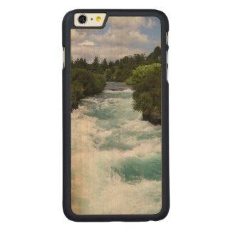 cas en bois d'érable mince plus de l'iPhone 6 Coque Carved® En Érable Pour iPhone 6 Plus Case