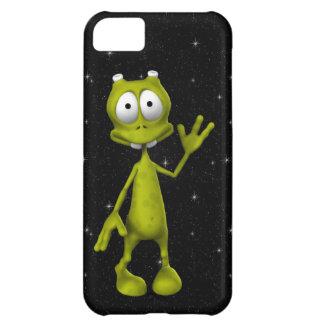 Cas étranger de l'iPhone 5 de l'espace de Lil Coque iPhone 5C