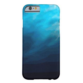 Cas fait sur commande de l'iPhone 6 de marbre de Coque iPhone 6 Barely There