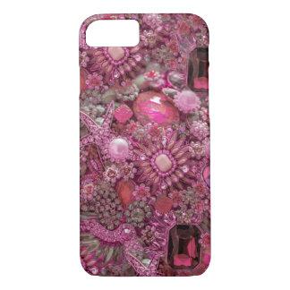 Cas Girly de parties scintillantes Coque iPhone 8/7