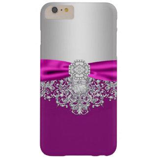 Cas Girly de parties scintillantes de jewell Coque iPhone 6 Plus Barely There