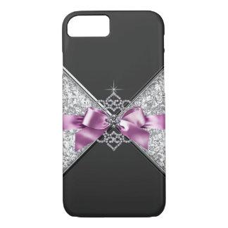 Cas Girly de parties scintillantes de jewell Coque iPhone 7