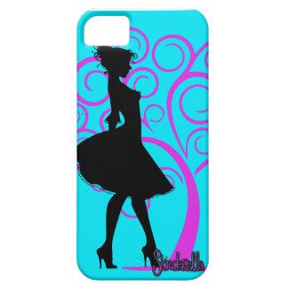 Cas Girly de téléphone d'arbre par Skinderella Coque iPhone 5 Case-Mate