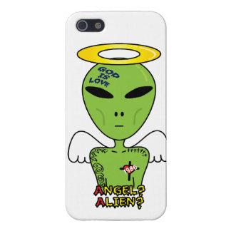 Cas graphique drôle de l'iPhone 5 d'alien ou iPhone 5 Case