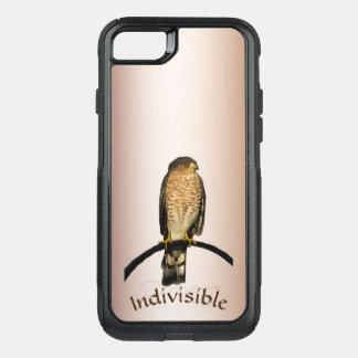 Cas indivisible de l'iPhone 7 d'OtterBox de faucon Coque OtterBox Commuter iPhone 8/7