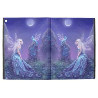 """Cas luminescent d'iPad d'art de fée et de dragon iPad Pro 12.9"""" Case"""