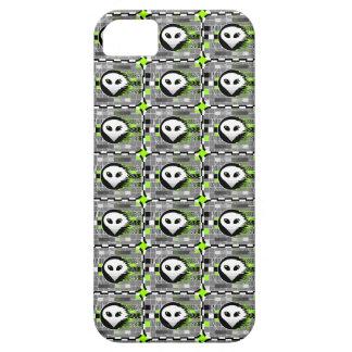 Cas multi de l'iPhone 5 de l'alien TV à peine là Coque iPhone 5 Case-Mate