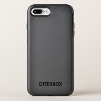 Cas plus de l'iPhone 7 d'Apple de symétrie Coque OtterBox Symmetry iPhone 8 Plus/7 Plus