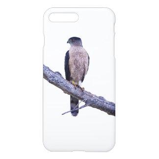 Cas plus de l'iPhone 7 du faucon du tonnelier Coque iPhone 7 Plus