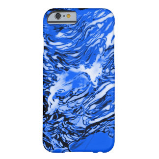 cas turbulent d'abrégé sur cieux d'iPhone Coque Barely There iPhone 6