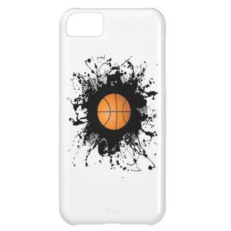 Cas urbain de l'iPhone 5 de style de basket-ball Coque iPhone 5C