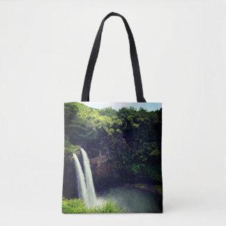Cascade 1 Fourre-tout d'Hawaï Tote Bag