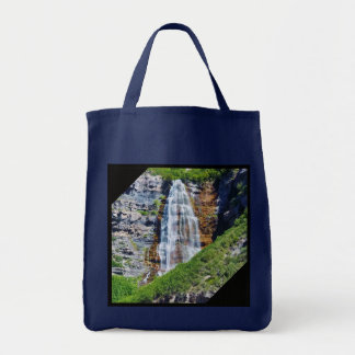 Cascade #1b - sac de l'Utah d'épicerie