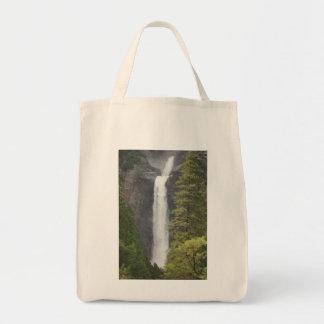 Cascade de Yosemite Tote Bag