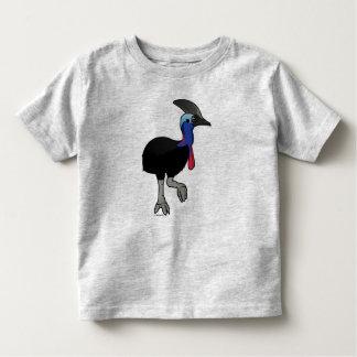 Casoar du sud t-shirt pour les tous petits