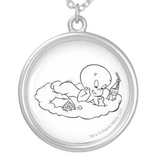 Casper Snacking sur le nuage Collier