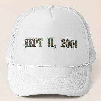 Casquette 11 septembre 2001