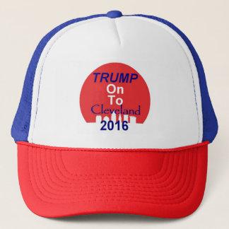 Casquette 2016 de camionneur de Donald Trump