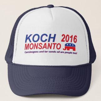 Casquette 2016 de Koch Monsanto