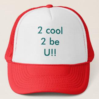 Casquette 2 le cool 2 soit U ! !
