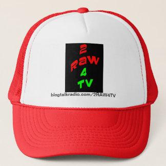Casquette 2RAW4TV PRÉPARENT la PAC de 2 TOURS