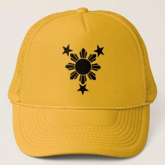 Casquette 3 étoiles et solides de Sun (casquettes)