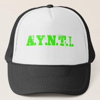 Casquette A.Y.N.T.I. couvercle de boue
