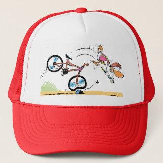 Casquette Accident de vélo de canard de tintement de marais