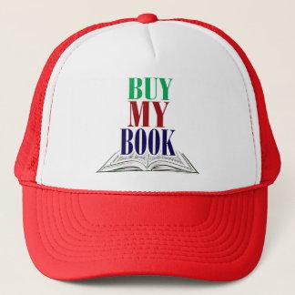 Casquette Achetez mon livre