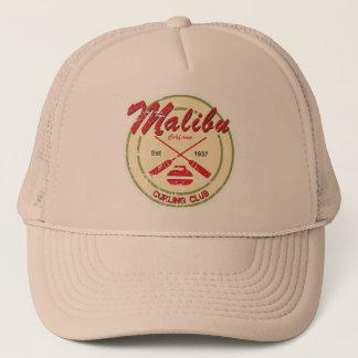 Casquette affligé par club de bordage de Malibu